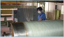 有载分接开关绝缘筒和绝缘板条的生产