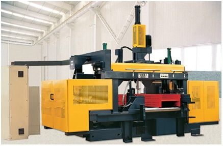 SWZ SERIES CNC DRILLING MACHINE FOR BEAMS
