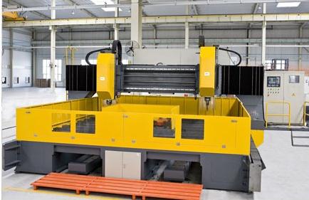 PHD系列龙门移动式高速数控平面钻床