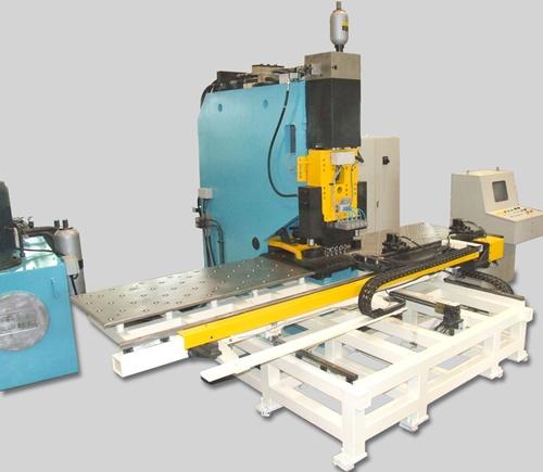 PP0909S/PP1009S数控液压平板冲孔机