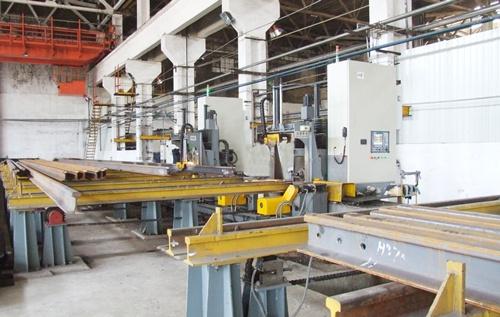 RDL系列钢轨数控钻床